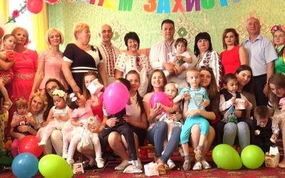 Обласний будинок дитини у Сваляві приймає гостей