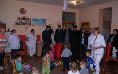Подяка Закарпатській Єпархії Української Православної Церкви Київського Патріархату