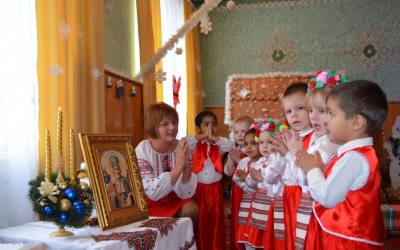 Листи Святому Миколаю
