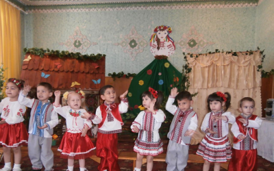Нехай щасливі будуть усі діти …