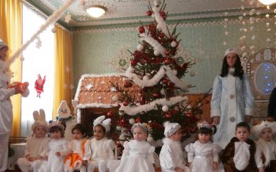 Новий рік – свято чудес і казок